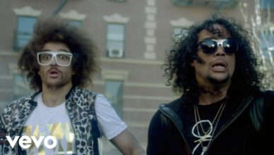 Vevo LMFAO Party Rock
