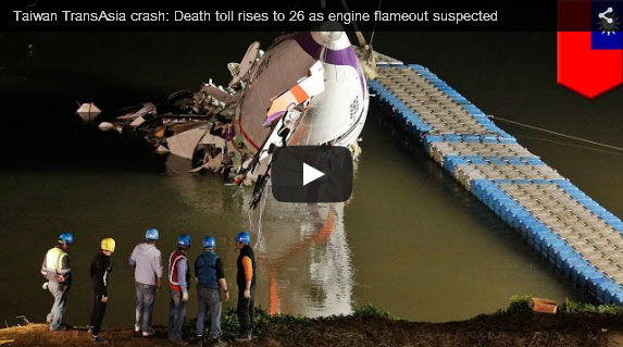 TransAsia Plane Crash