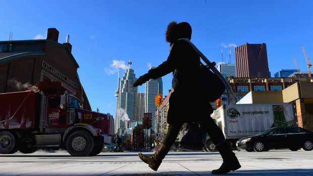 Toronto, Hamilton issue extreme cold weather alert