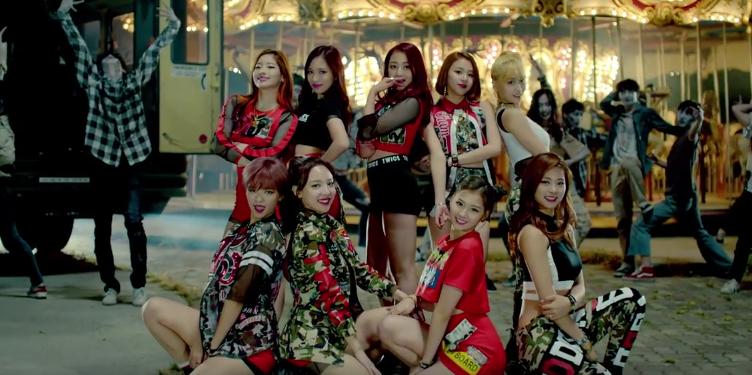K-Pop JypeTwice