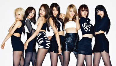 AOA Heart Attack Music Video