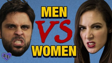 =3 Men vs Women