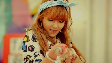 Ice Cream - Hyuna Official Music Video