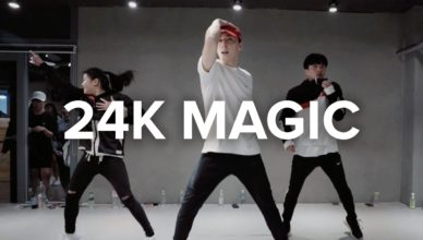 1Million Dance Studio 24K Magic - Bruno Mars