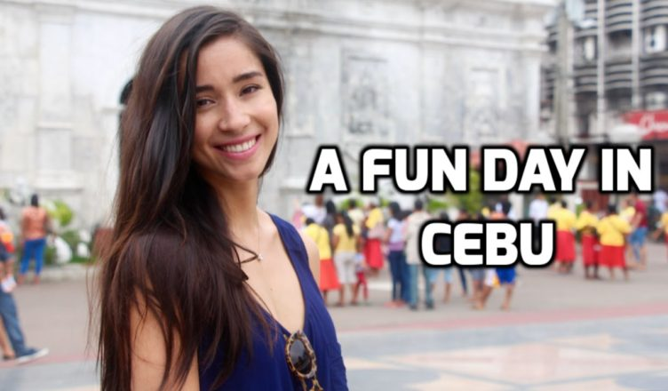 A Fun Day In Cebu with Haley Dasovich