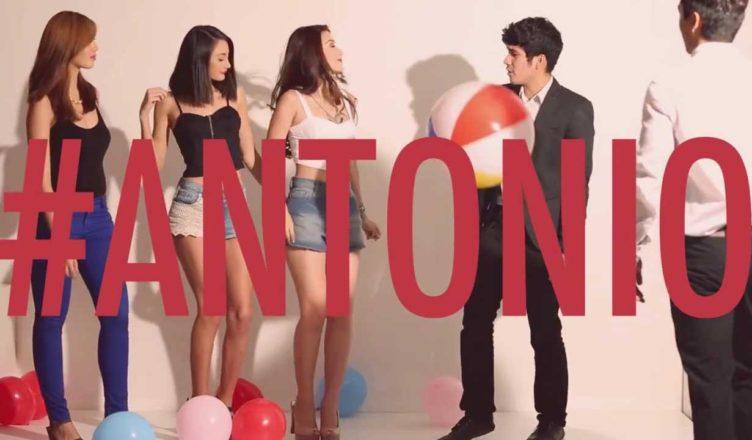 Antonio Duo Blurred Lines
