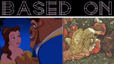 Beauty and the Beast - Based On