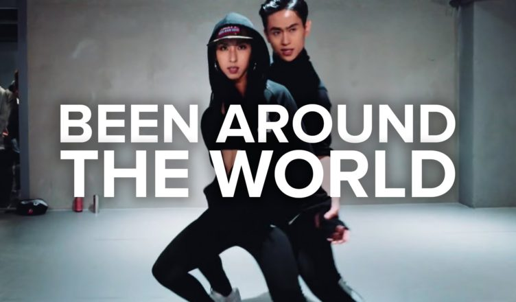 Been Around The World - August Alsina Feat. Chris Brown / Eunho Kim & Mina Myoung Choreography