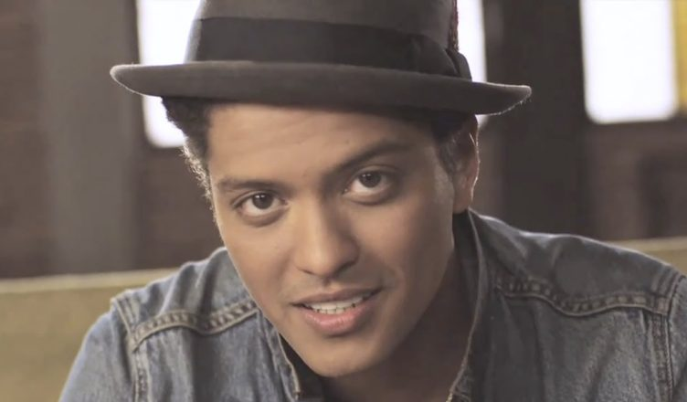 Bruno Mars Just The Way You Are