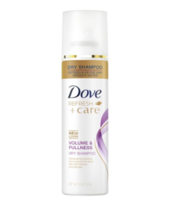 Dry Shampoo By Dove - Hair Care