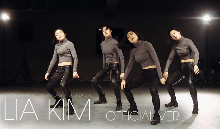 Lia Kim Choreography