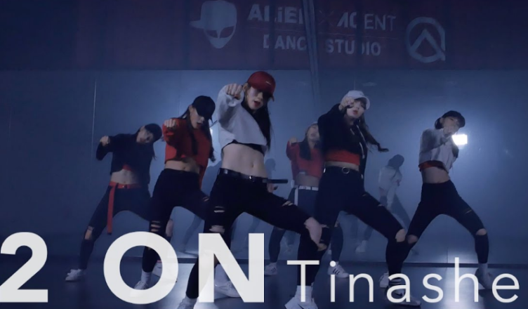 Tinashe - 2 ON Choreography by Euanflow @ ALiEN DANCE STUDIO