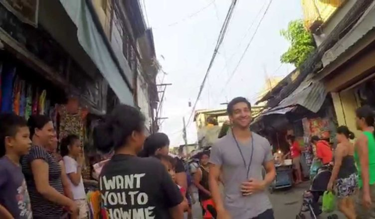 Wil Dasovich Social Experiment