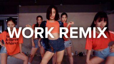 Work Remix 1 Million