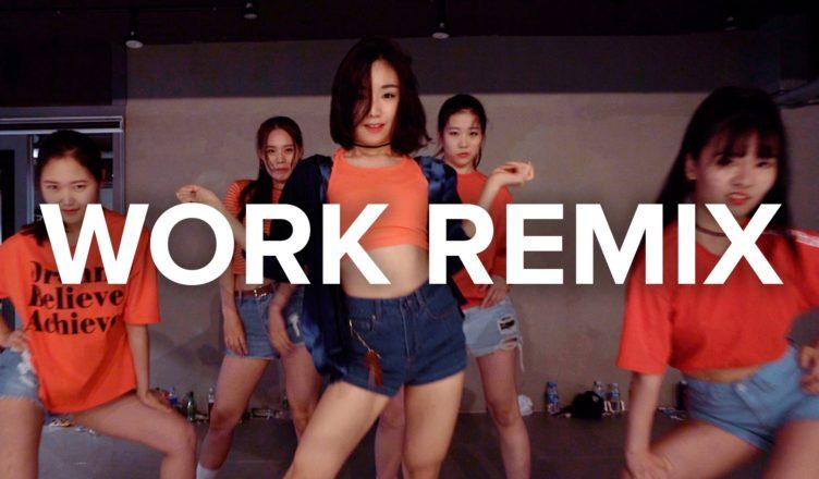 download lagu rihanna work remix