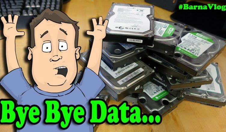 Bye Bye Data