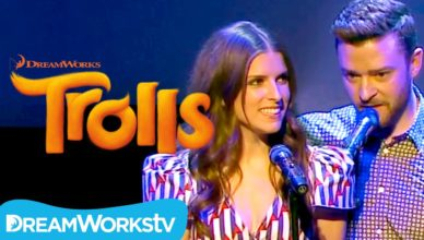 Trolls The Movie by Anna Kendrick and Justin Timberlake