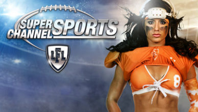 Legend Football League in Super Channel