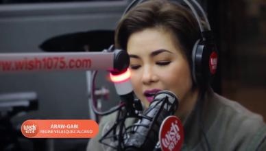 Regine Velasquez Alcasid Araw Gabi