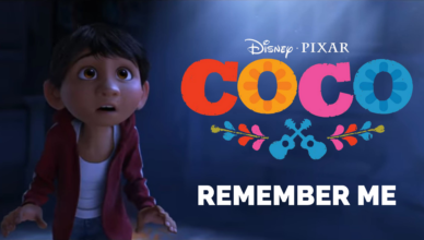 Remember Me by Miguel Coco Disney Pixar