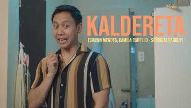 Kaldereta (Shawn Mendes, Camila Cabello - Señorita PARODY)