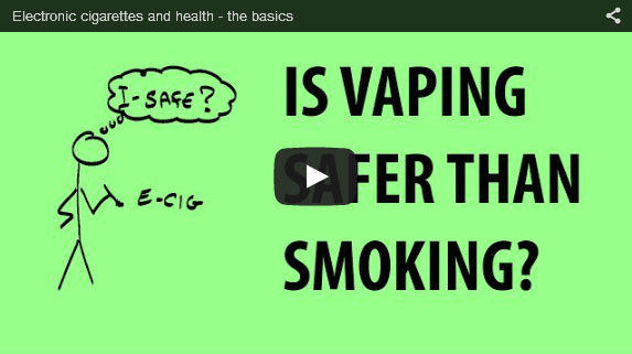 Electronic Cigarettes and Health