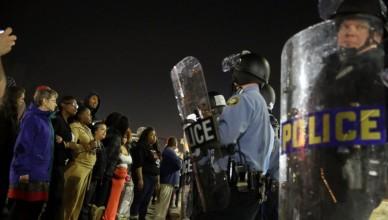 U.S. Ferguson Shooting