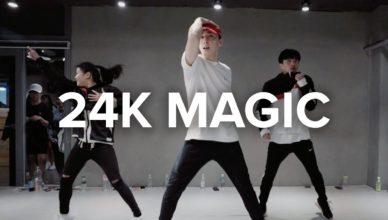 1Million Dance Studio 24K Magic - Bruno Mars