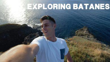 Daniel Marsh Exploring Batanes Philippines
