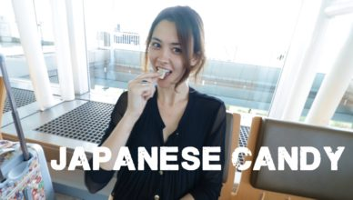 Daniel Marsh Foreigners Try Japanese Candy
