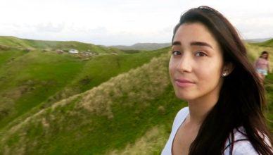 Haley Dasovich in Batanes