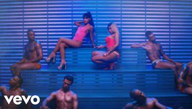 Ariana Grande and Nicki Minaj