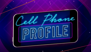 Cell Phone Profile and James Corden