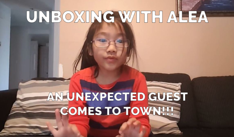 Unboxing With Alea