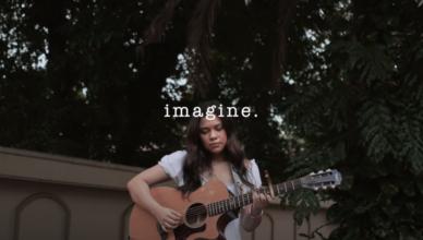Imagine - John Lennon (cover) _ Reneé Dominique
